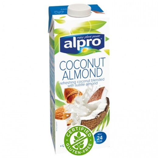 Alpro Almond-Coconut Drink 1L