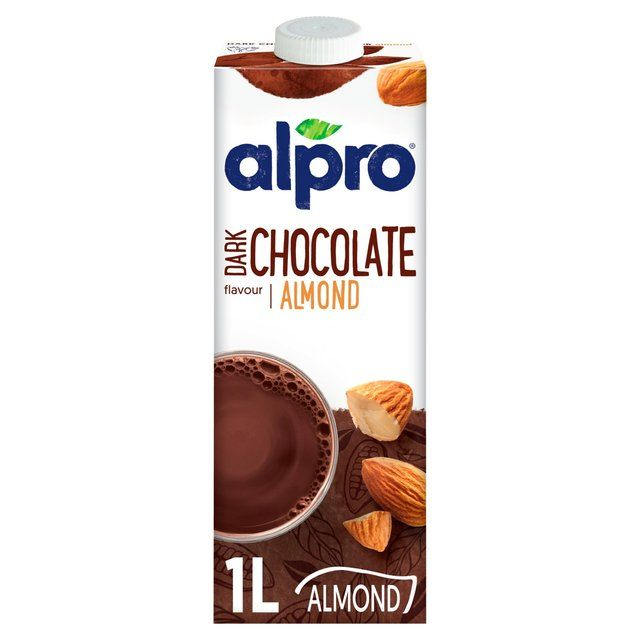 Alpro Almond Drink Dark Chocolate 1L