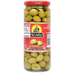 Figaro Pitted Green Olives 340g