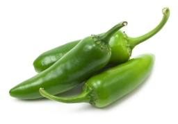 Chillies Jalapeno Green 200g