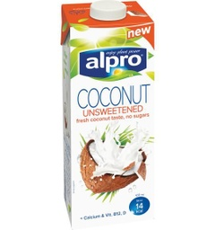 Alpro Coconut Unsweetened Milk 1L