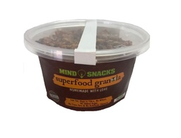 Mind Snacks Granola 200g