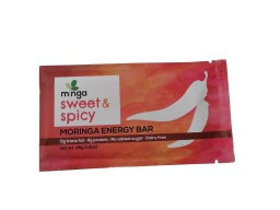 Minga Sweet & Spicy Moringa Energy Bar