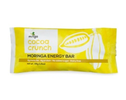 Minga Cocoa Crunch Energy Bar