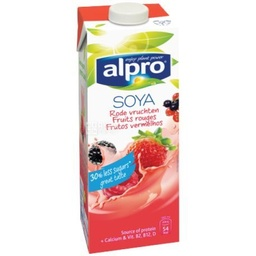 Alpro Soy Drink With Red Fruits 1L