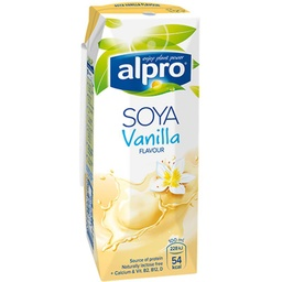 Alpro Soy Drink with Vanilla 250ml